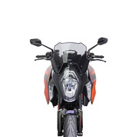 "MRA plexi KTM 1290 SUPER DUKE GT 16-  Sport-Screen ""SP"" čiré"