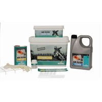 motorex Air Filter Cleaning Kit 1L